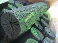 岩手クヌギ茶の湯炭ロング