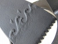 南部鉄小型五徳14cm火箸灰慣らし3点セット