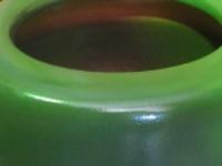 信楽モスグリーン火鉢