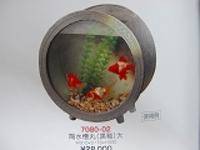 金魚陶器鉢