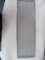 炭焼きコンロ用ステンレス網2枚セット販売630x180mm