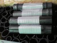 筒状竹炭30cm5本珍しい筒状です