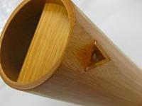 とっくりすす竹ハス切り2合用