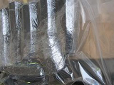 防災用保存木炭セットx10セット