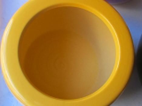 信楽黄火鉢
