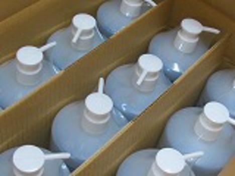 ハンドジェル消毒用アルコールジェル1000ml12本1箱