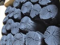 大型クヌギ10kgx6箱=合計60kg、H⒖cm  直10㎝ 最上級菊丸、茶道、インテリア、皮付、高品質15cmカット
