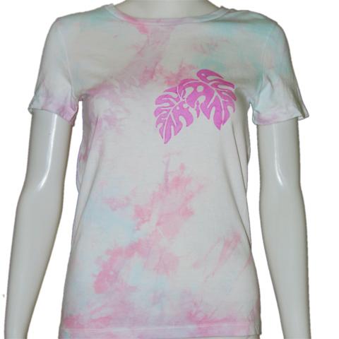 オリジナルTシャツ monstera2