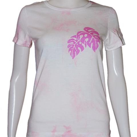 オリジナルTシャツ monstera1