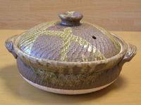 伊良保ビードロ6号土鍋