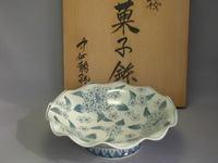 桜絵 菓子鉢