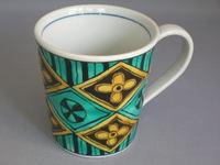 菱紋マグカップ