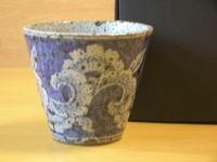 野の土唐花ロックカップ
