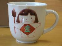 金太郎マグカップ