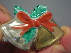 清水焼 芳山窯 京のクリスマス箸置き揃い