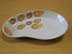 花てまり変形皿