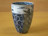 祥瑞山水フリーカップ