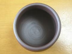 万古焼 陶山製陶所 手造り紫泥・利酒セット