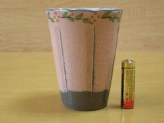 清水焼 加春窯 花くるりフリーカップ