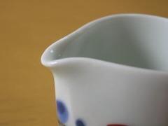 有田焼 晧洋窯 花つなぎピッチャー