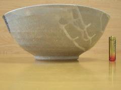 九谷焼 田中正人(文吉窯)たこ7号変形深鉢