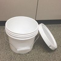 4Lプラスチック製オープンペール缶