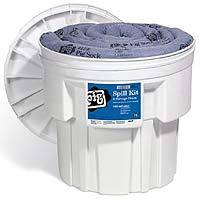 76リットルコンテナ入りスピルキット /油・冷却水・溶剤・水用 am29p