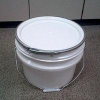 12Lプラスチック製オープンペール缶