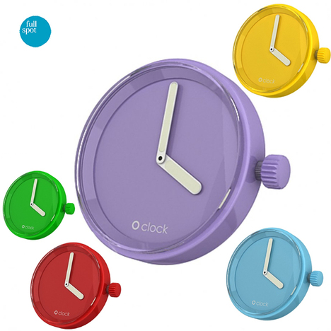 在庫処分 30%OFF オクロック Oclock  TONE on TONE ムーブメント 時計機械部分 単体 カラー
