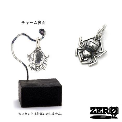 ゼロ ZERO SPIDER ペンダント スパイダー・蜘蛛 シルバー ZC-002