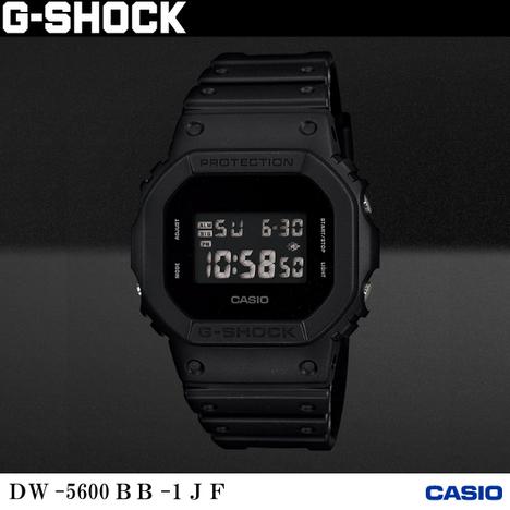 20%OFF G-SHOCK G ショック CASIO カシオ DW-5600BB-1JF