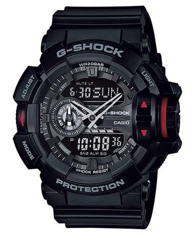【G-SHOCK - G-ショック】20%OFF GA-400-1BJF (CASIO - カシオ)