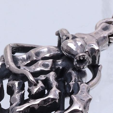 牙狼-GARO- 渦巻きペンダント