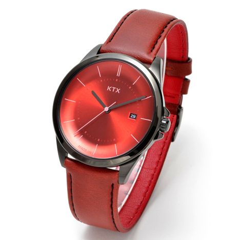 new arrivals 7a234 07d4d KTX ケーティーエックス バブルスーパースリム 腕時計 アナログ ...