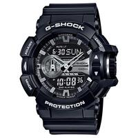 【G-SHOCK - G-ショック】20%OFF GA-400GB-1AJF ブラック×シルバー (CASIO - カシオ)2016-03