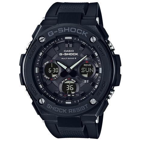 20%OFF G-SHOCK G-ショック Gスチール ブラック CASIO カシオ GST-W100G-1BJF