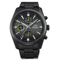 オリエント ORIENT 33%OFF Neo70s AM/PM メンズ 腕時計 アナログ マルチファンクション ブラック 国内販売向け正規品 WV0011UY