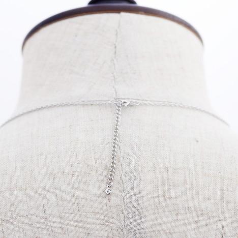 クレセントルナ Crescent Luna SUTANDARD スタンダード チェーン シルバー CLCH003-SV