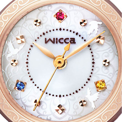 10%OFF ウィッカ シチズン 腕時計 レディース ウォッチ ディズニーアニメーション『白雪姫』公開80周年記念 スペシャルモデル 1500本限定 KP3-368-10