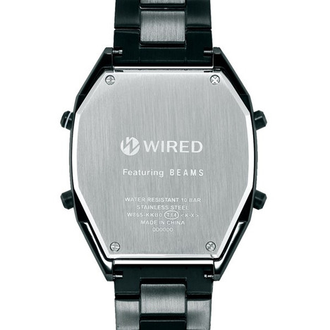 30%OFF ワイアード WIRED セイコー SEIKO BEAMSコラボ ソリディティー バーゼルワールド2017 1500本限定モデル 腕時計 ウォッチ AGAM701