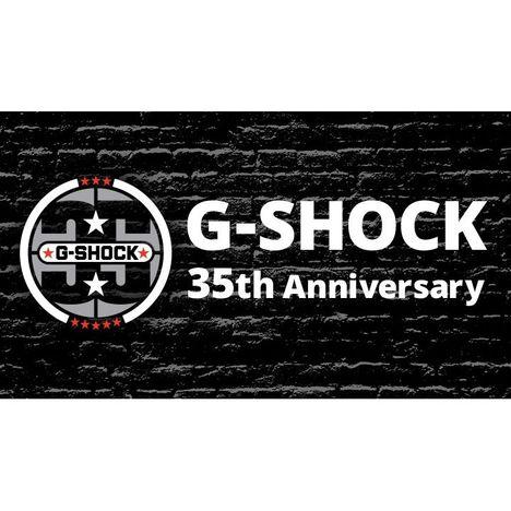 20%OFF G-SHOCK G-ショック 腕時計 35周年記念スペシャルモデル ビッグバンブラック マッドマスターツインセンサー CASIO カシオ 国内正規品 GG-1035A-1AJR