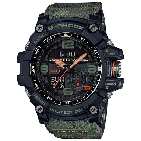 G-SHOCK G-ショック 腕時計 BURTON バートン コラボレーションモデル 第三弾 マッドマスター CASIO カシオ 国内正規品 GG-1000BTN-1AJR