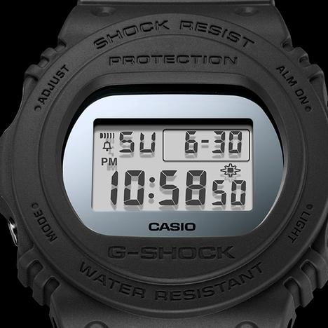 20%OFF G-SHOCK G-ショック メタリックミラーフェイス DW5700系 シルバー CASIO カシオ メンズウォッチ 国内正規品 DW-5700BBMA-1JF