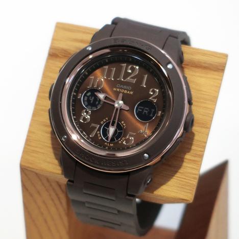 20%OFF Baby-G ベビーダークカラーズ BA-150系 ブラウン CASIO アナログ×デジタル カシオ 腕時計 ウォッチ 国内正規品 BGA-150PG-5B2JF