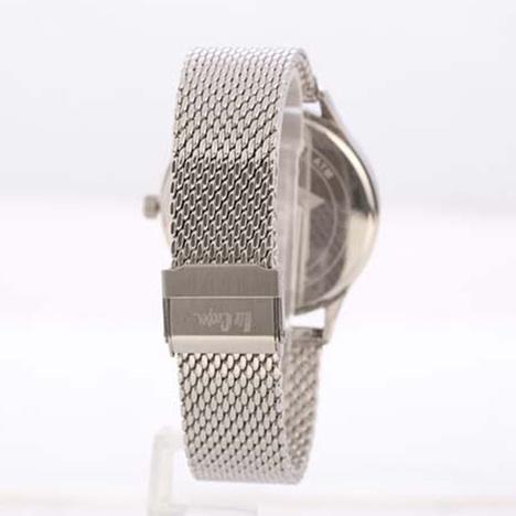 20%OFF リークーパー LeeCooper ロンドン発 デニムブランド ネイビー文字盤 ステンレスメッシュベルト 腕時計 メンズウォッチ  正規品 LC6291.590