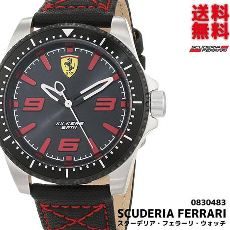 スクーデリア・フェラーリ SCUDERIA FERRARI 腕時計 フェラーリ XX Kers Watch 0830483 エックスエックスカーズ
