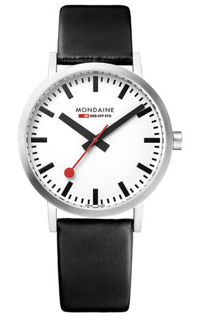 モンディーン Mondaine 腕時計  New Classic  ニュークラシック A660.30314.11SBB