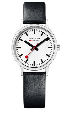 モンディーン Mondaine 腕時計  New Classic 30mm ニュークラシック A658.30323.11SBB