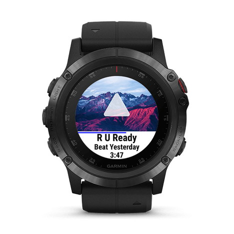 10%OFF ガーミン Garmin GPS搭載マルチスポーツスマートウォッチ フルカラー地図ナビ フェニックス5X プラス サファイア ブラック 心拍計測 日本版正規品 010-01989-63