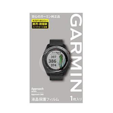ガーミン GARMIN Approach(R)S60用 液晶保護フィルム 純正部品 M04-TWC10-06